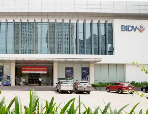 BIDV chi nhánh Thăng Long